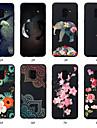 غطاء من أجل Samsung Galaxy A8 Plus 2018 / A8 2018 نموذج غطاء خلفي حيوان / زهور ناعم TPU إلى A5(2018) / A6 (2018) / A6+ (2018)