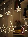 2.5m Cuerdas de Luces 138 LED Blanco Calido Decorativa 220-240 V 1 juego