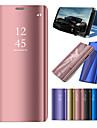 Huelle Fuer Vivo X20 Plus / X20 mit Halterung / Beschichtung / Spiegel Ganzkoerper-Gehaeuse Solide Hart PC fuer vivo Y69 / vivo X20 Plus / vivo X20