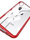 Custodia Per Apple iPhone XR / iPhone XS Max Resistente agli urti / A calamita Integrale Tinta unita Resistente Metallo per iPhone XS / iPhone XR / iPhone XS Max