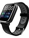 Indear Q58 Intelligente Bracciale Android iOS Bluetooth Sportivo Impermeabile Monitoraggio frequenza cardiaca Misurazione della pressione sanguigna Pedometro Avviso di chiamata Localizzatore di