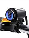 Carregador USB LOSSMANN J-MC-16 2 Estacao de carregador de mesa Com Quick Charge 2.0 Universal / USB Adaptador de carregamento