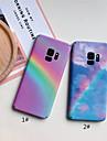 Etui Käyttötarkoitus Samsung Galaxy S9 Plus / S9 Himmeä / Kuvio Takakuori Color Gradient Kova PC varten S9 / S9 Plus / S8 Plus