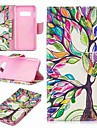 Case For Samsung Galaxy S9 Plus / S8 Plus Wallet / Card Holder / with Stand Full Body Cases Tree Hard PU Leather for S9 / S9 Plus / S8 Plus