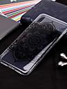 Case Kompatibilitás Apple iPhone XR / iPhone XS Max Átlátszó / Minta Fekete tok Mandala Puha TPU mert iPhone XS / iPhone XR / iPhone XS Max