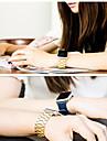 Bracelet de Montre  pour Apple Watch Series 4/3/2/1 Apple Boucle Classique Acier Sangle de Poignet