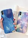 Coque Pour Apple iPhone XR / iPhone XS Max Phosphorescent / Depoli Coque Paysage Dur PC pour iPhone XS / iPhone XR / iPhone XS Max