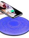 マジックアレイ10ワットledワイヤレス充電器急速充電パッド用iphone x x sサムスンs9 s10 huawei社p20メイト20充電器1ピース