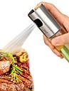 ανοξείδωτο χάλυβα ελαιόλαδο ψεκαστήρας λαδιού ψεκασμός μπουκάλι αντλία γυαλί δοχείο λαδιού διαρροή απόδειξη σταγόνες διανομέας πετρελαίου bbq